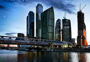 Бизнес центр Москва-Сити2
