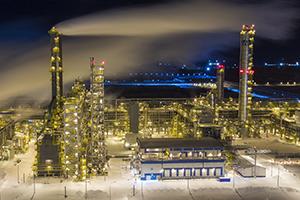 Завод Полимер, г. Тобольск