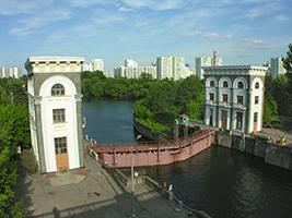 Реконструкция Карамышевского гидроузла