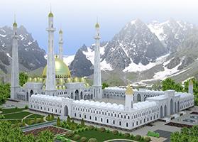 Соборная мечеть, г