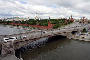 Большой Москворецкий мост, г. Москва