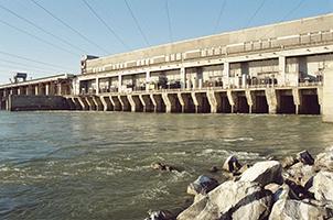 Городецкий гидроузел