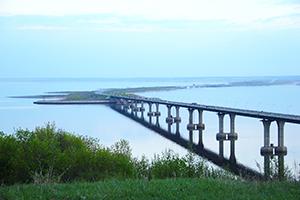 Мост через Каму, Татарстан