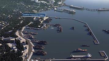 Новороссийская военно морская база