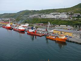Порт Сахалин