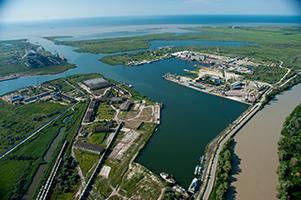 Порт Темрюк