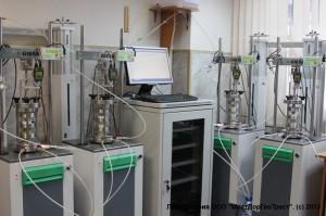 Лаборатория механики грунтов